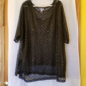 NWOT Tunic with tank top